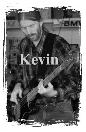 Kevin Howard: Bass Guitar