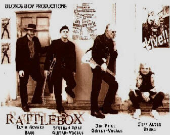 RattleBox CD Back